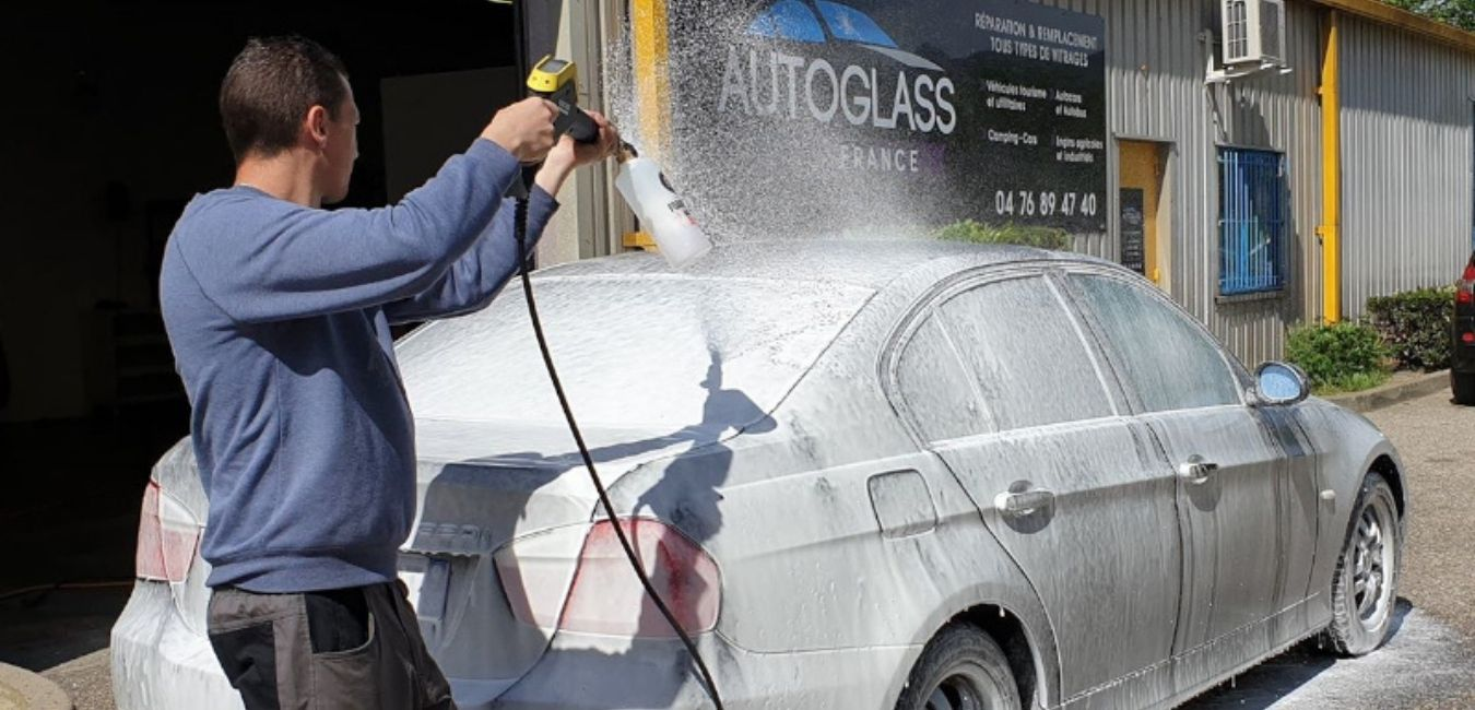 Autoglass France - Nettoyage auto